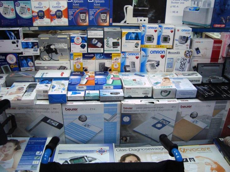 medikal ürün satışı
