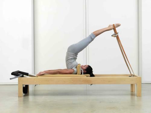 Yeni aletlerle pilates