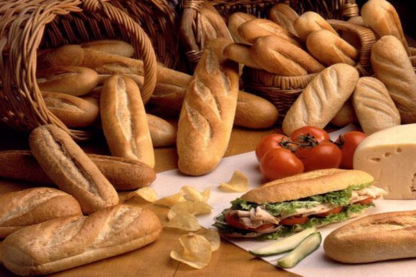 Kızarmış Kepek Ekmekleri