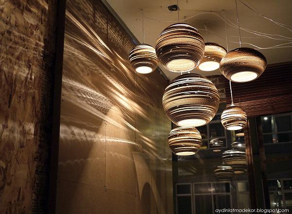 modern aydınlatma