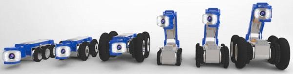 robot kanal görüntüleme