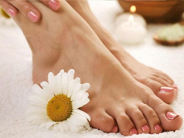 ayak mantarı ve tedavisi