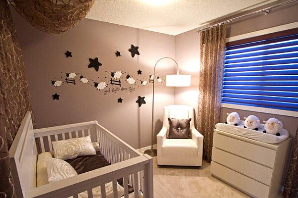 çocuk odası aydınlatma