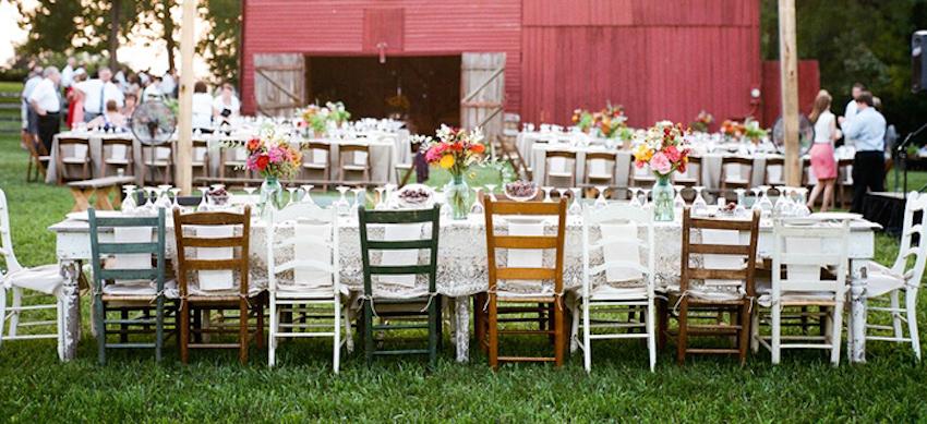 Kır Düğününüz Özel Önerilerle Harika Olacak