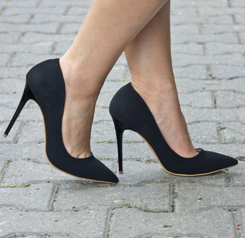 ince topuklu ayakkabı