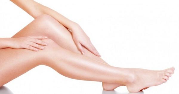 bacak lekeleri nasıl kapatılır