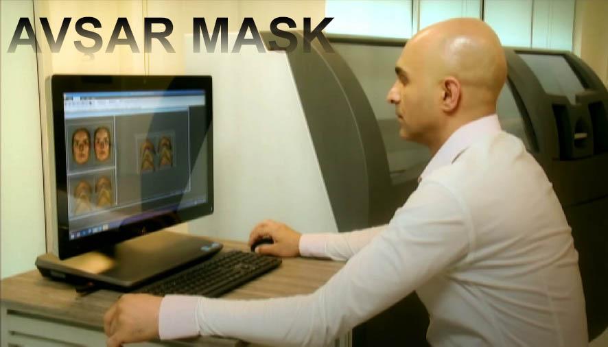 Avşar 3D Mask Rinoplasti