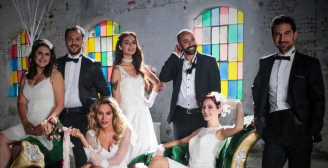 Türk İşi Romantik Komedi Evli Ve Öfkeli