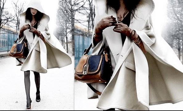 2016 Kış Modasında Pelerinler Her Yerde