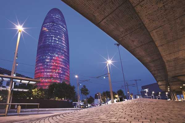 akıllı şehir aydınlatması