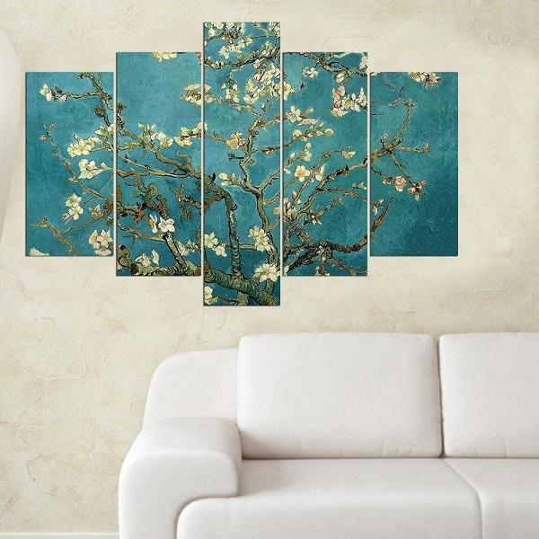 Ev dekorasyonu tablolar