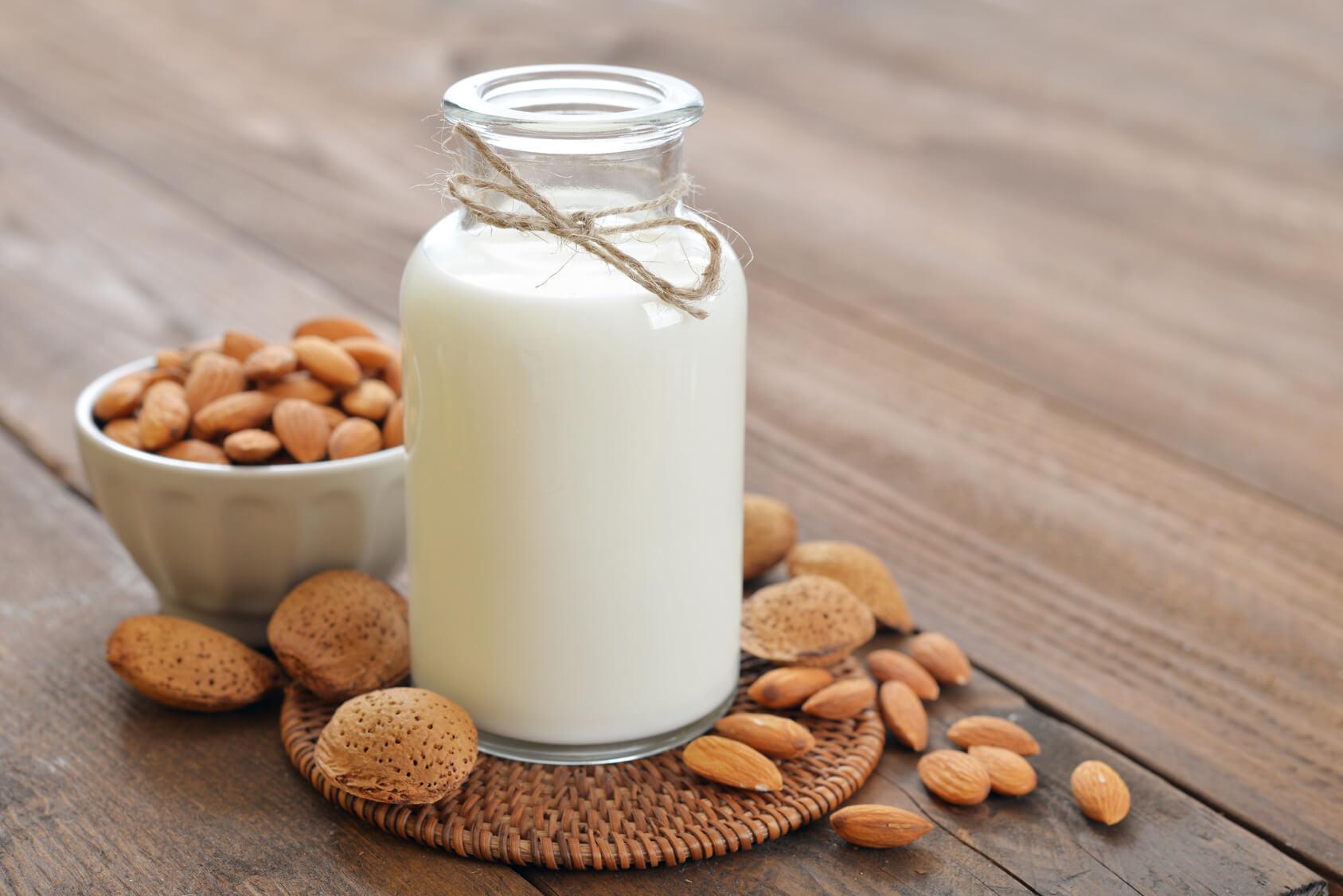 badem sütü faydaları