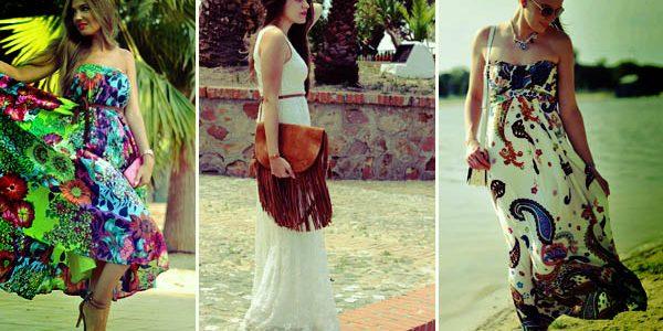 Yazın Gün İçinde Giyeceğiniz Elbise Modelleri
