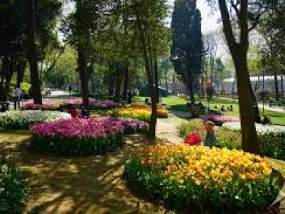 Sultanahmet Gülhane Parkı
