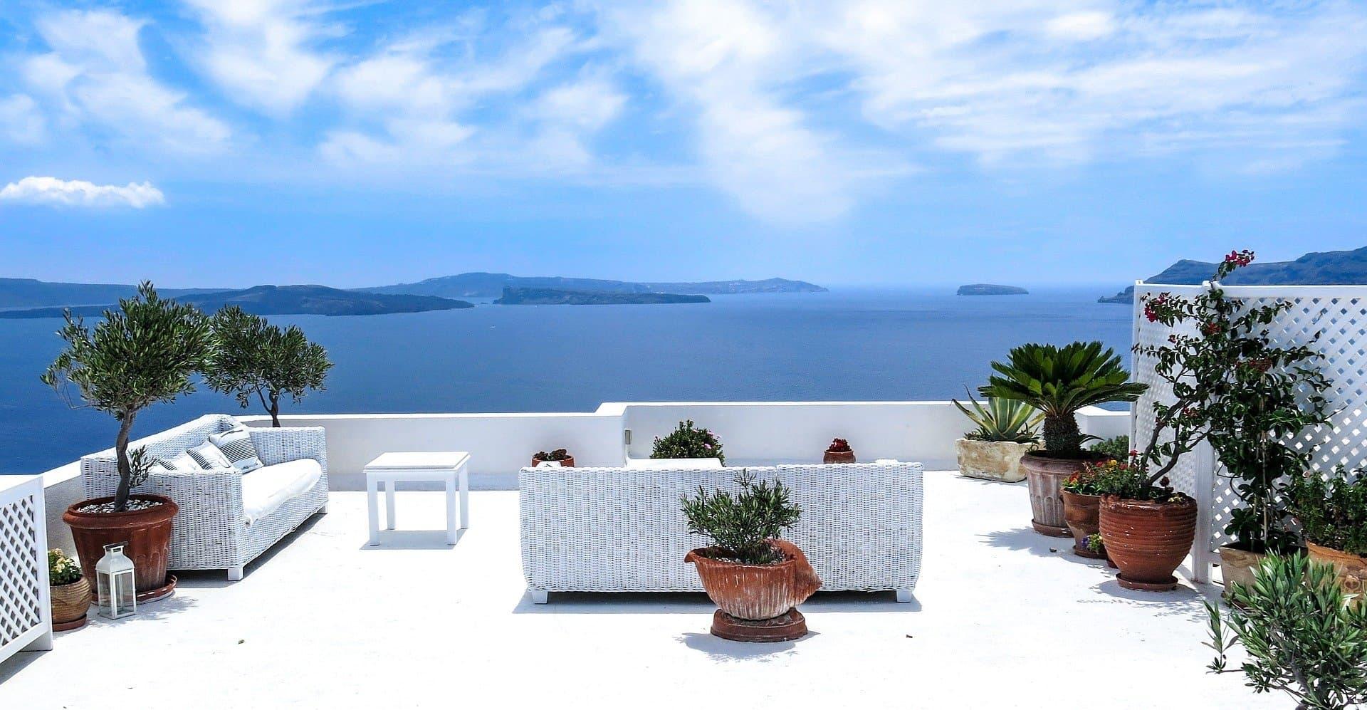 teras balkon